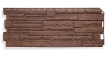 Фасадные панели для наружной отделки дома (сайдинг) Рельефная в Воронеже Фасадные панели Альта-Профиль