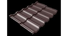 Металлочерепица для крыши Grand Line с покрытием Print Twincolor в Воронеже Kvinta Uno