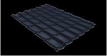 Металлочерепица для крыши Grand Line с покрытием Print Twincolor в Воронеже Modern